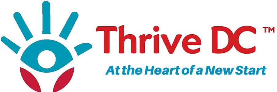 logo for Thrive DC