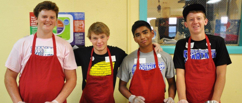 Youth Volunteers