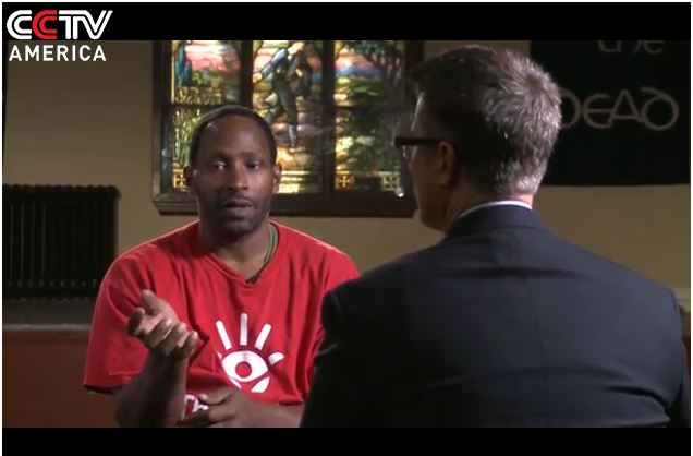 Interview about Incarceration