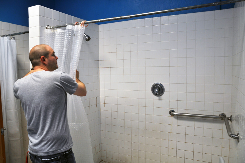 Showers at Thrive DC