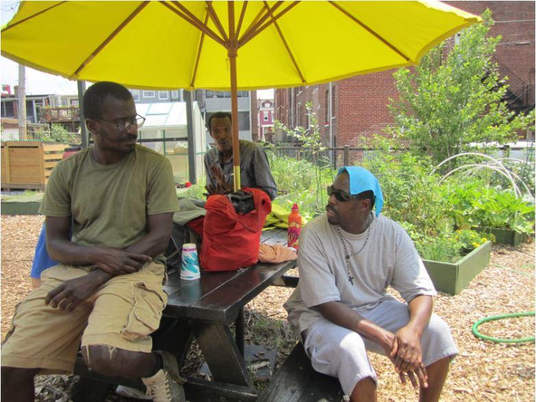 Homeless in the Summer