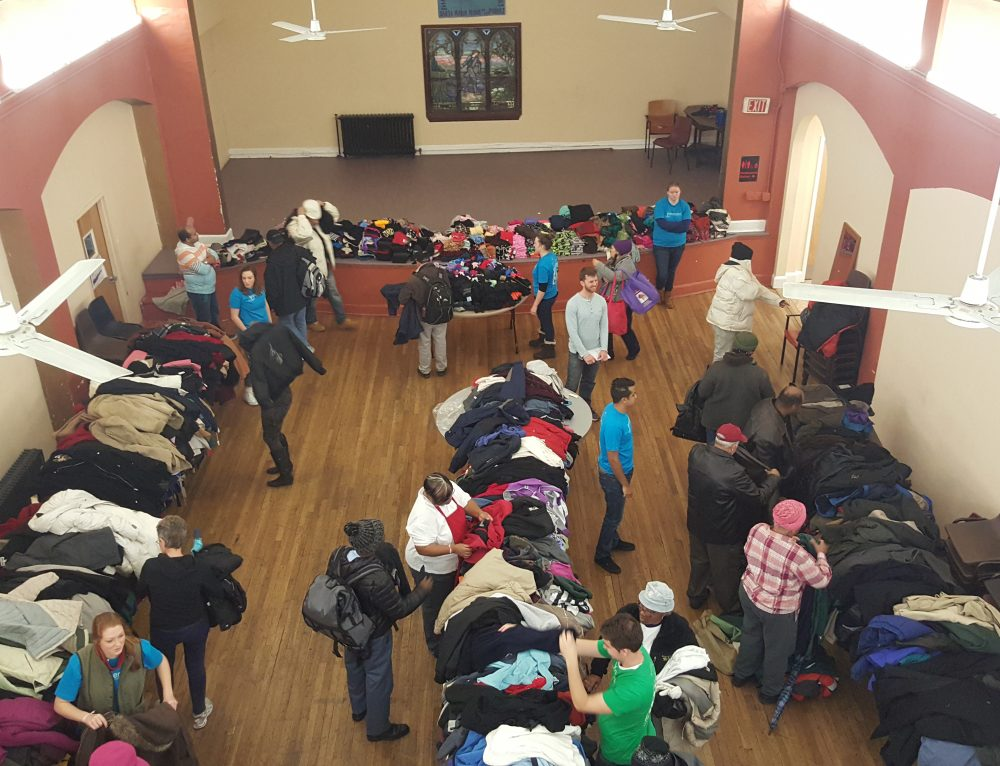 Thrive DC Coat Drive: WE NEED YOUR HELP!