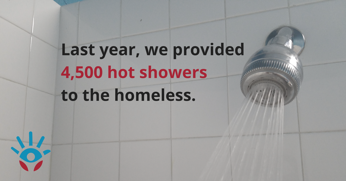 4,500 Showers