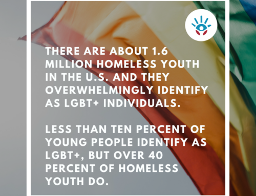 Pride 365: Homelessness in the LGBT+ community