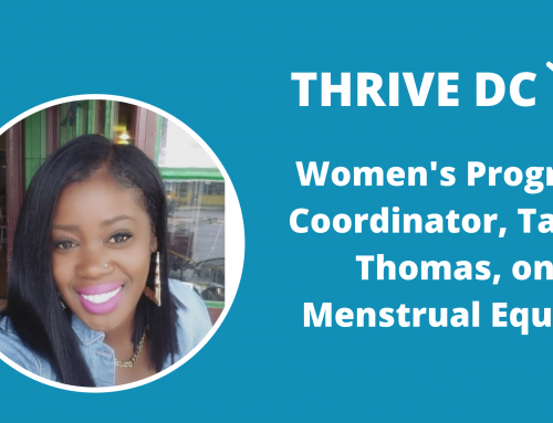 Menstrual Health Equity at Thrive