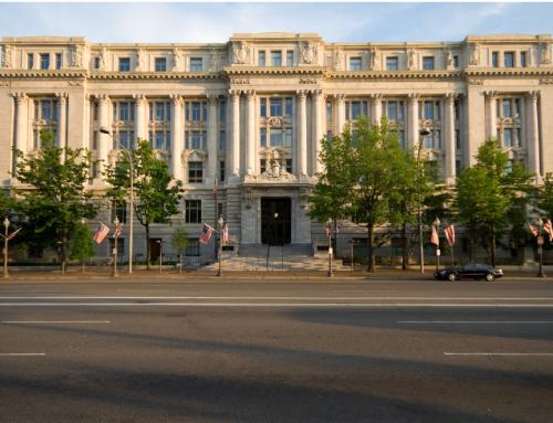 DC Council Budget Update